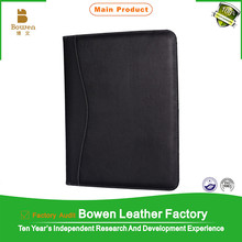 bowen leather supply pink leather portfolio