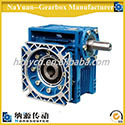 High performance industrial power transmission casting iron motor electric gearbox
