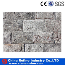 Garden decorative rock face wall stone