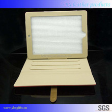 New Products Leather Tablet PC Case with Stand,2014 new trendy case tablet pc case