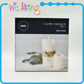 Diy craft colorful toy candle wax for making candles, candle making kits