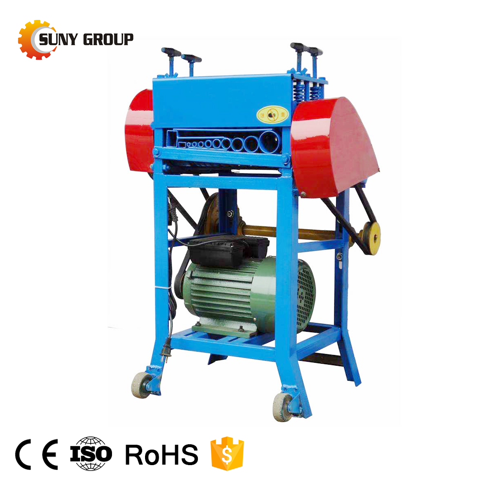 Copper Cable Peeling Machine, Scrap Wire Stripping <strong>Equipment</strong>