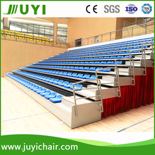 JY-706 School Collapsible Hot Selling 2015 Best Grandstand Seating System Bleacher Stadium Seats Aluminum Outdoor Folding Chairs