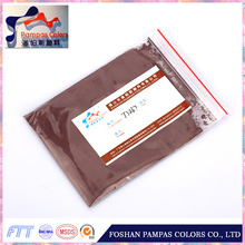 Factory directly sell bright Coffee natural ceramic ink powders