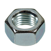 China suppliers M6 carbon steel Grade 8 hex nut zinc plated DIN934