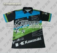 sublimated auto racing wear
