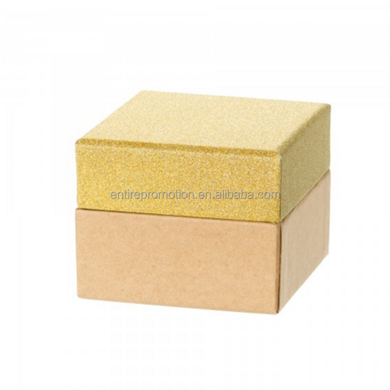 Kraft paper gift box, best selling products of custom paper packaging box