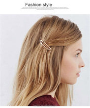 2 colour Simple Jewelry Exquisite Playful Metal Modeling Hairpin <strong>Hair</strong> <strong>Accessories</strong>