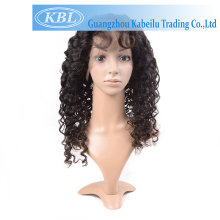 Can be dyed spiral curl wigs,elastic band brazilian hair glueless full lace wig brazilian human hair in los angeles,headband wig