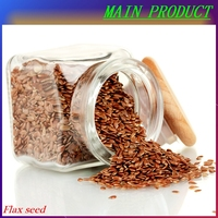 Golden and brown flax seeds / linseeds from Canada