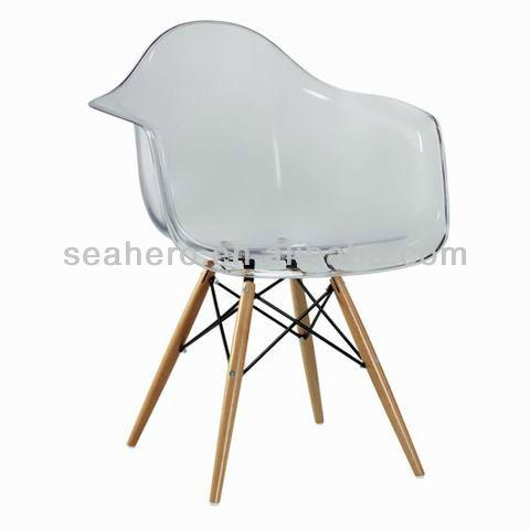 kunststoff holz transparent stuhl pc802 wt essstuhl produkt id 1374734473. Black Bedroom Furniture Sets. Home Design Ideas