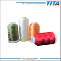 120D/2 4000m and 5000m polyester embroidery thread from China supplier