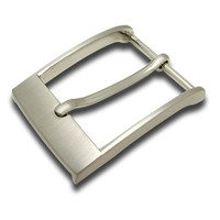 European market suitable smooth and soft touching metal belt buckles