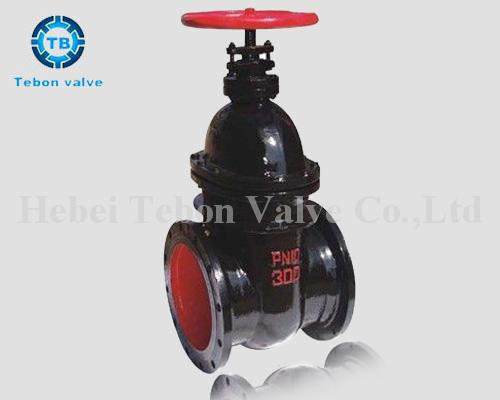 DI Gate Valve/compressed air gate valve/gate valve for hdpe pipe