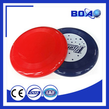PP OR Silicone Plastic 175g Ultimate Frisbee Customized Solid Color Flying Disc