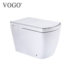 Water Closet Without Tank Voice Activated Toilet