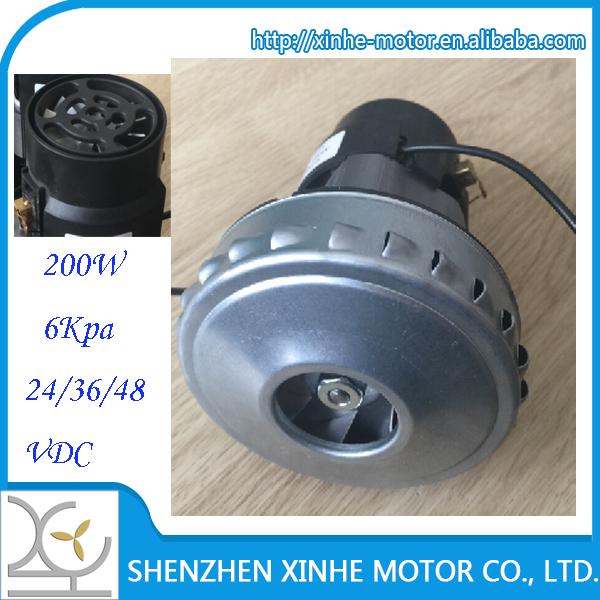 Bypass 300w 8kpa 12v Dc Small Vacuum Cleaner Motor Buy