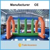 0.9mm PVC Tarpaulin Inflatable Hand Ring For Water Park Games