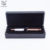 hot sale custom black glossy lacquer wooden gift packaging pen box