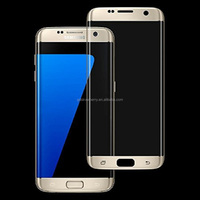 3D full screen cover tempered glass for samsung galaxy s7 edge protector
