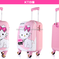 Cute Design Children Abs Printing Luggage
