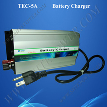 Three stage trickle charging mode charger,48V 5A battery charger