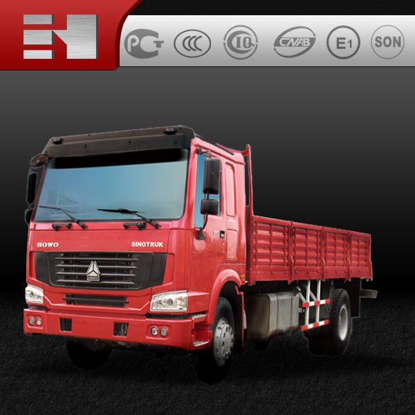 Low Price Famous Brand HOWO 4x2 mini truck