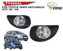 TOYOTA YARIS HATCHBACK / VITZ 06~08 FOG LAMP LIGHT