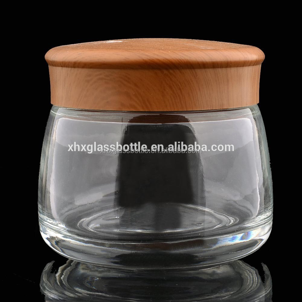 Skin Care Body Cream Bulk Glass Jar Wholesale 120Ml Cosmetic Jar 130Ml Empty Cream Bottle For Spa