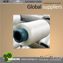 Low Thermal Conductivity Coefficient Glass Fiber Yarn OEM Reflex Fiber Glass Yarn