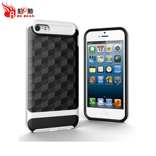 Attractive appearance TPU PC shockproof case for iphone 5 /5S/SE