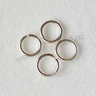 Wholesale stainless steel jump ring for sale, lead & cadmium free