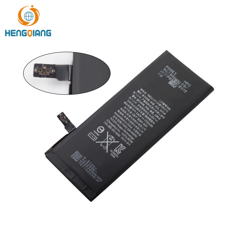 High Replacement Internal Li-Ion Battery for iPhone 6s internal battery