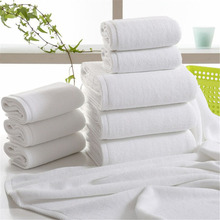 Luxury Softness Microfiber White Disposable Hand Towel For Hotel