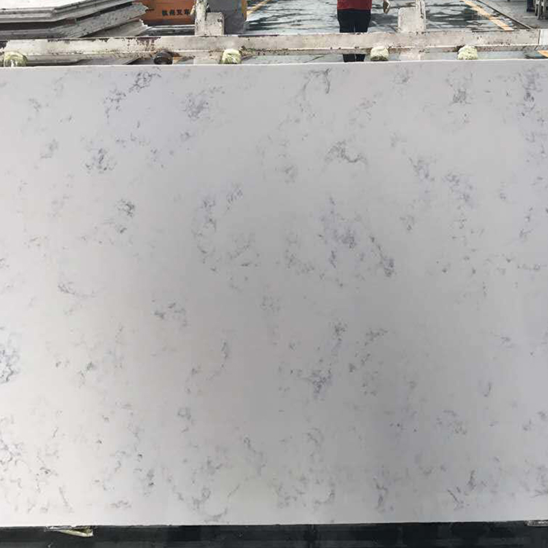 Polished Snow White Quartzite Stone Slabs For Sale