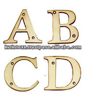 arabic brass alphabet chart