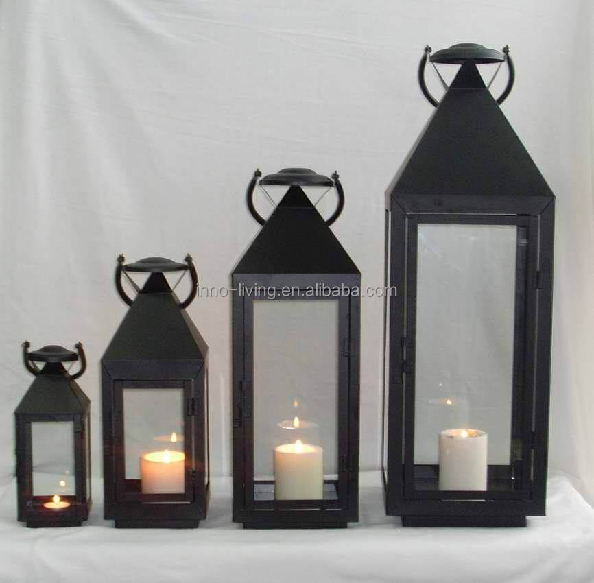 ramadan lantern powder coated, candle holder