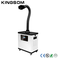 Best price Pure-Air Low Noise hair salon fume extractor for Air Purification,Dust Collector Suit Fo,Dust Collector Suit For Nail