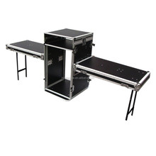 Audio Visual Portable Rack Case 19 Inch 18U RackMatic