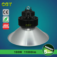 Led light bay industrial Led light 100W 150W 200W 250W TUV-CE/GS SAA certificated