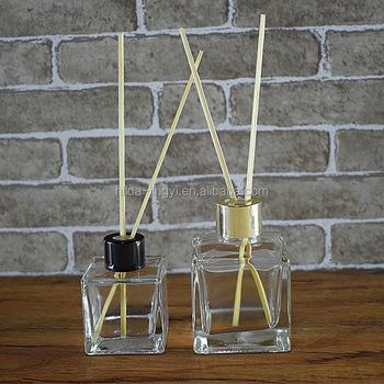 Clear Glass Reed Diffuser Bottles