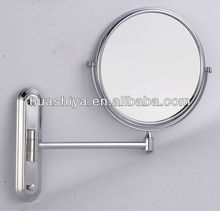 HSY-1808 telescopic cosmetic makeup magnifying vanity mirror