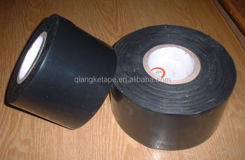 cold wrapping butyl rubber material pipeline tape china supplier