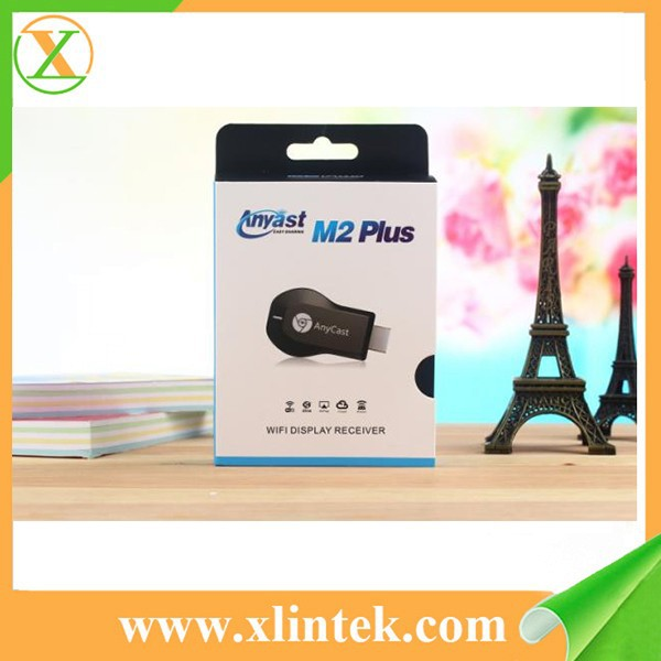 NEW RK2928 Anycast M2 Plus Miracast TV Dongle for IOS Android AllShare 1080P wifi Media Player