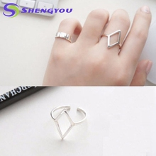 Low Price Cheap Wholesale Jewelry Sterling Silver Ring For Office Ladies