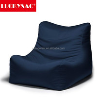 Modern furniture outdoor shoe shape bean bag from china supplier