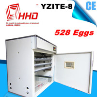 Hot Sale Cobb-500 Eggs Incubator Goose Egg Hatching Machine YZITE-8 For Sale