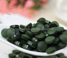 Non-GMO Organic Spirulina Tablet for Regulation of Blood System