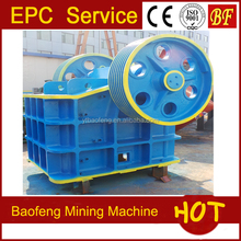 China High quality Jaw Rock Crusher,Mining Machinery