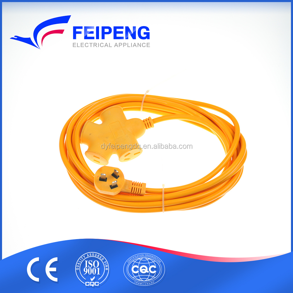 Electrical Equipment multi outlet extension cord